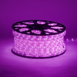 decoLED LED schlauch 50m , rosa, decoLED